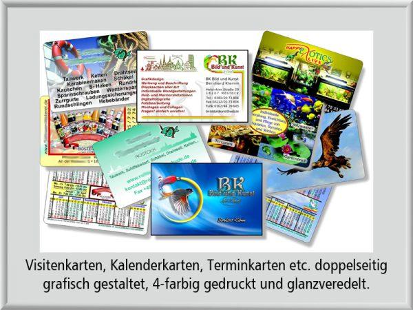 Bild: Visitenkarten