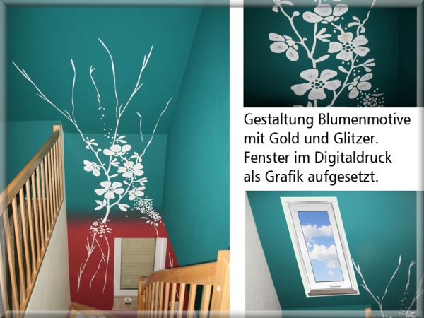 Bild: Blumenmotive