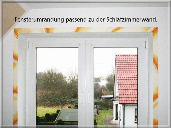 Bild: Fensterumrandung