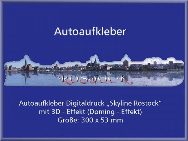 Bild: Autoaufkleber 3D